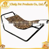 Excellent Design Large Dog Bed Hot Sale Hammock With Steel Frame Pet Beds & Accessories