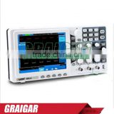 SDS5032EV OWON digital oscilloscope USB + LAN + VGA Dual Channels digital storage oscilloscope 30MHz bandwidth 250MS/s