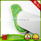 Sponge Closed toe Man / Women Bathroom Slippers Summer Eva Slippers