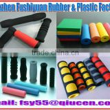 Colorful Foam Rubber Tubing / Factory Customize Various Dense Foam Rubber Product / High Density Foam Rubber Product Factory