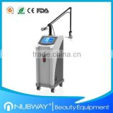 Eye Wrinkle / Bag Removal New Products Looking For Face Lifting Distributors Warts Removal Fractional Co2 Laser Scar Removal Equipment 2.6MHZ