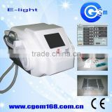 Super combination of SHR fast hair removal, laser tattoo removal, IPL facial hair removal equipment