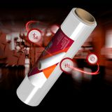 Luda 20mic 500mm clear hand lldpe stretch film plastic pe stretch film high quality low price high stretch