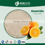 Hesperidin 95% plant extract bitter orange peel powder,natural orange peel extract powder