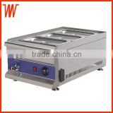 Gas Bain marie Food warmer