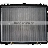 Aluminum Brazed Japanese Car Radiator