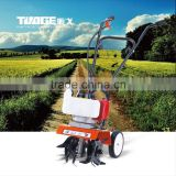 Good use brush cutter tiller for sale/tractor pto rotary tiller