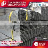 ASTM A795 hot drawned galvanized z & c purlins mild steel square pipes with price list
