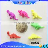 2015 new style China high quality small toys for promotion gifts dinosaur