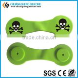 silicone convenient clip, hanging clips, decorative clips