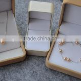 beautiful 4-5mm pink freshwater pearl jewelry sets