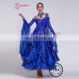 B-10170 Stage performance clothes Ballroom dress ballroom dancing dresses Beautiful Ballroom Dress