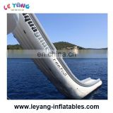 Toys Inflatable Superyacht Water Slides , Sealed Inflatable Water Slides ,The Yacht Slide
