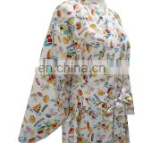 Chinavictor Summer Wear 100% Cotton Girls Adult One Size Japanese Peignoir