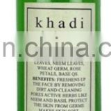 Khadi Natural Herbal Mint & Cucumber Face Spary