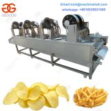 Automatic Fried Food Drying Machine Line|Best Fried Potato Chips Drying Machine Suppliers|Banana Chips Drying Machine
