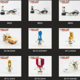 Factory wholesale motorcycle LED headlight, motorbike LED headlight bulb for all models of lamp