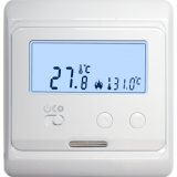LCD Screen Electronic Floor Heating Thermostats