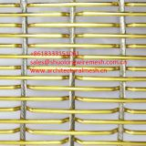 Architectural mesh brass wire mesh XY-2175T
