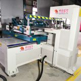 Cosen 2018 new design cnc curve saw milling cutting machine for curve wood