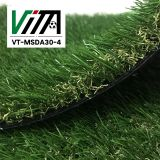 PP+PE artificial grass waterproof landscape lawn for home garden grass VT-MSDA30-4