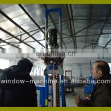 aluminum -spacer -slot insulating glass filling machine/(Molecule Sieve)Desiccant Automatic Filling Machine (DFG02)