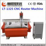 Jinan professional factory used wood carving walking stick machine lathe / wood cnc service