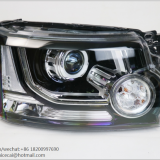 Headlight headlamp ASSY for LAND ROVER Discovery 4 2014 LHD LR052378 LR052387