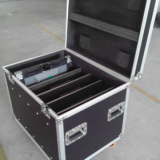 Stackable Flight Case 9/12mm Thickness Plywood For Drum / Dj /guitar
