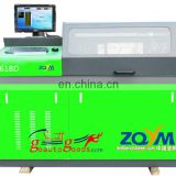 ZQYM618D common rail diesel test stands diesel fuel injection pump test bench support piezoelectric crystal injector