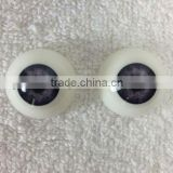 High quality polymer acrylic half round reborn doll eyes#SB-06