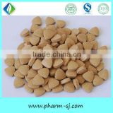 Price of High Quality China Growth & Development Chewable Tablet Kids Care Products Health Care Product OEM
