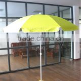 6.5ft luxurious aluminum UV protection windproof outdoor beach umbrellas