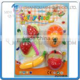 MINI QUTE Pretend Preschool Funny food fruit Vegetable kitchen play house set learning education educational toys NO.ZQ103636