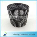 All kinds plastic rhinestone mesh trimming for garment/ornament