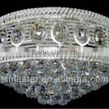 Villa luxury hotel lobby lighting big crystal chandelier                                                                         Quality Choice