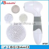 New Design Waterproof Face Skin Cleansing Brush Clear Sonic Electric Facial Brush