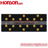 LED warning programmable Traffic Direction Signal Big Plate Lights 1580mmX600mm HDB-1580
