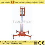 Factory Wholesale High quality electric aluminum alloy telescopic man lift platform / aerial working platform lift