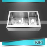 2016 Hot selling apron front kitchen sink