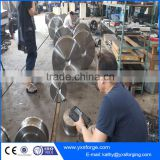 Chinese factory directly sale monorail beam trolley wheel/monorail crane wheels