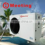 Leading Technology Heat Pump Water Shower & Underfloor Air to air water double Source Floor heating heater solar Heat Pump