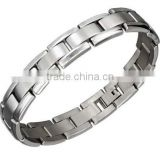 High Quality Metal Jewelry charm hand watch chain bracelet