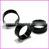 RG1039 Natural Black Agate Gemstone Ring,Fashion Jewelry Ring