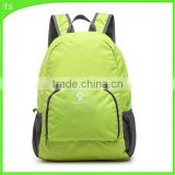 high capacity ultra light backpack water repellent nylon fabric breathable mesh blet