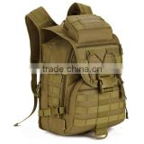 40L Tactical Daypack MOLLE Assault Backpack Pack Military Gear Rucksack Large Waterproof Bag Sport Outdoor For Hunting Camping