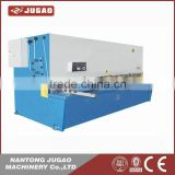 2015 New Design sheet plate shearing machine,ms sheet cutting machine,mild steel plate cutting machine