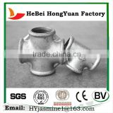 2 Inch Plumber Malleable Iron Pipe Fittings