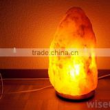 Himalayan Natural Salt Lamp 80-100 kg