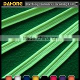 wholesale green colored flat reflective polyester cord